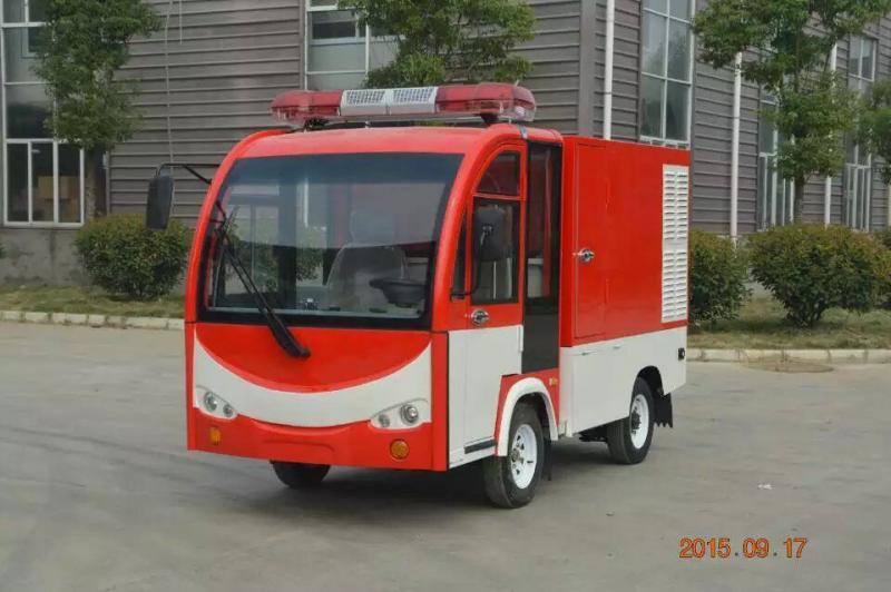 2座封闭电动消防车(XF1   T02-XFM)
