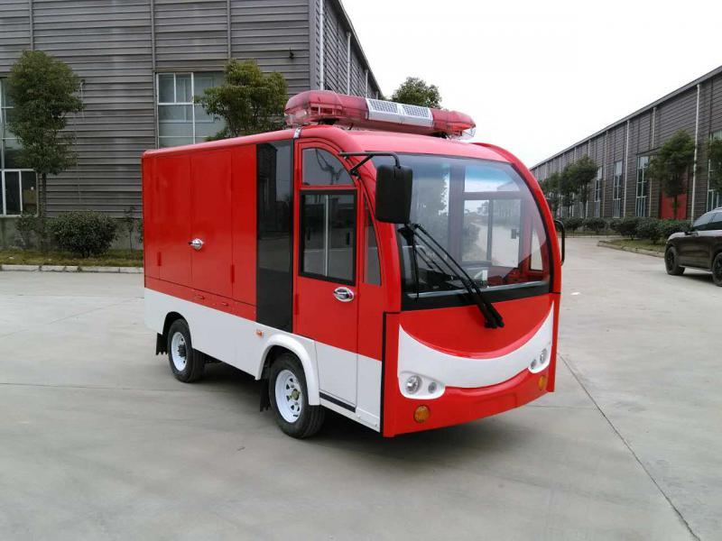 单排封闭电动消防车(XF1 H30 -XFM)