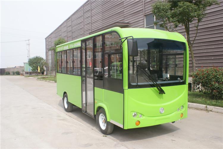 新22座电动运营车(对面坐)