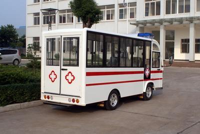 11座医院救护车
