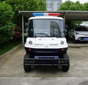 V05-JM野马带门警车