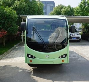 T14-M海豚带门观光车