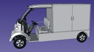 Q2H-1900X货箱车